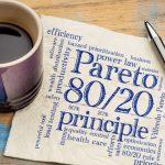 El principio de Pareto: Cómo hacer más con menos