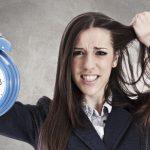 Cómo evitar perder el tiempo
