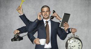 Cómo aumentar la productividad haciendo varias cosas