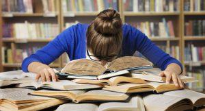 ¿Sabías que estudiar poco también tiene sus ventajas?