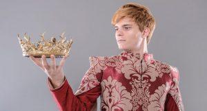mensaje del rey