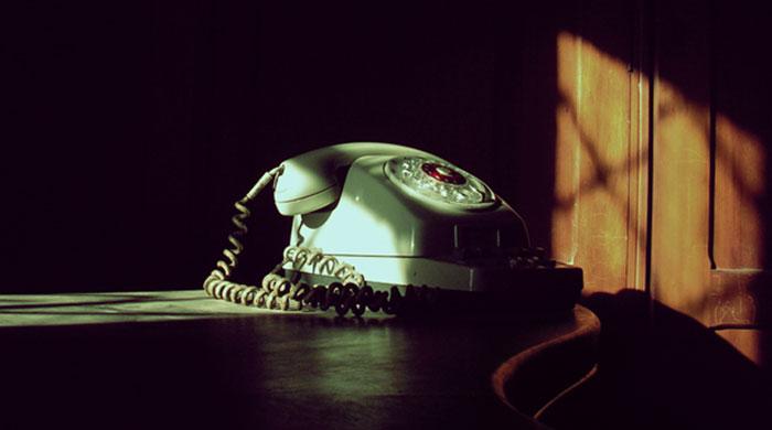 teléfono viejo