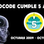 Psicocode cumple 5 años