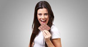 Los disgustos no se curan con chocolate ni con helados