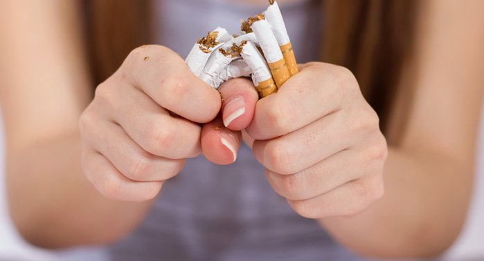 Que ayudará dejar fumar el emplasto o las pastillas