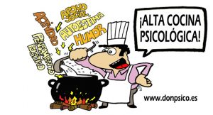 alta cocina psicológica