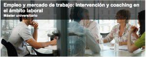 Master Universitario de Empleo y Mercado de Trabajo