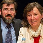María Ibañez y Jesús Jimenez