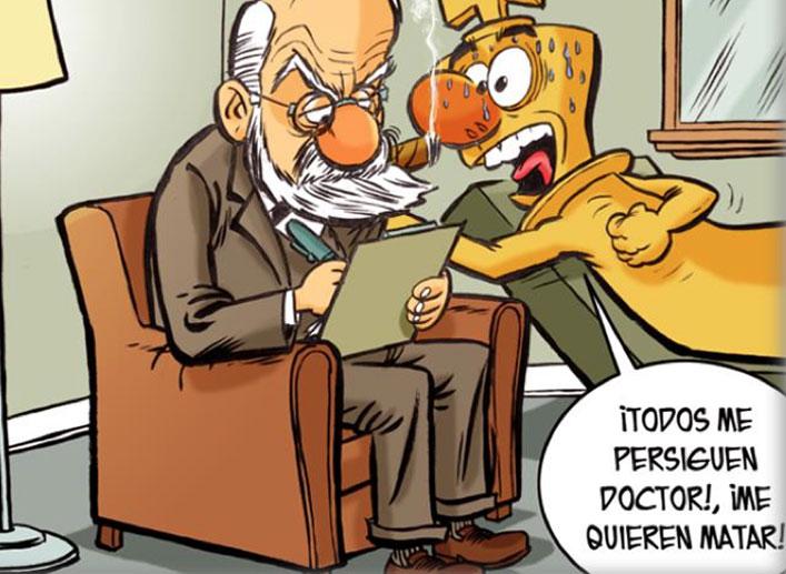 Freud y Ajedrez