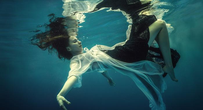 baile del agua