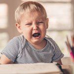 Frustración en niños: Cómo aprender a tolerarla