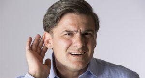problema auditivo
