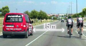 En el centro de la brecha: Ciclistas contra conductores