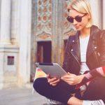 Las nuevas tecnologías y el nuevo perfil de la mujer