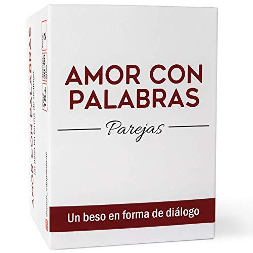 AMOR CON PALABRAS - Parejas | Juegos de Mesa para Dos Personas Que fortalecen Las relaciones convirtiéndolos en...