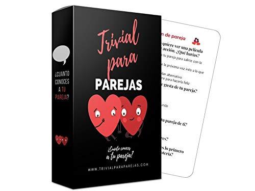 Marta Fedriani |Trivial Parejas Plus (Edición Mejorada) | Juego de Cartas Divertido | ¿Cuánto conoces a tu Pareja?|...