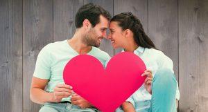 Un estudio demuestra que los enamorados no se distraen