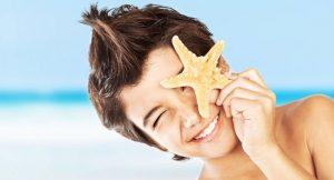 Un cuento con moraleja: El niño y la estrella de mar