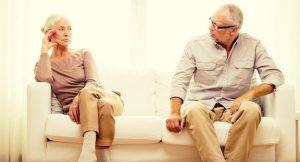 Divorcio en la vejez: 8 claves para superarlo