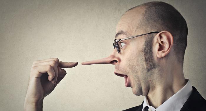 detectar mentiras