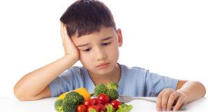 Intolerancia alimentaria en niños e impacto psicosocial