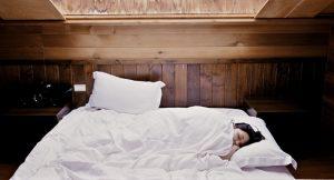 Dormir bien: Clave para el bienestar mental