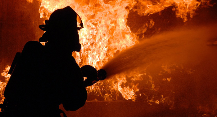 incendio hogar