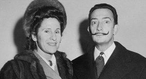 Dalí y Gala: Un amor cercano a la locura