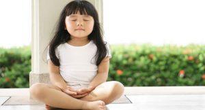 Cómo aprender Mindfulness con un bebé