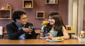 preguntas atrevidas para una primera cita