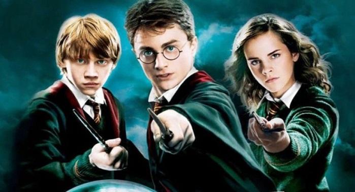 orden de las películas de Harry Potter