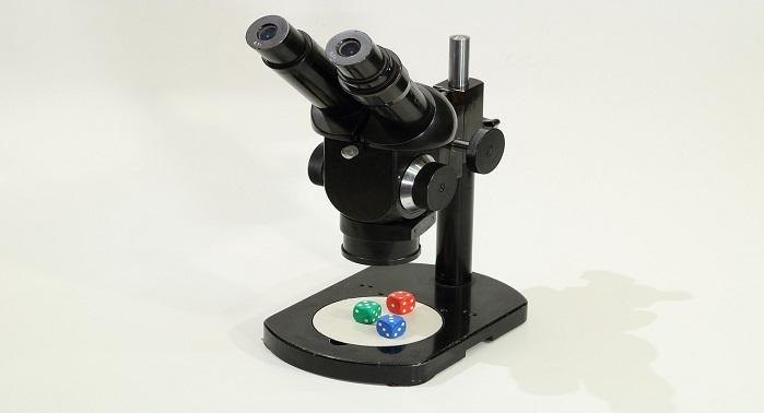 Partes del microscopio optico