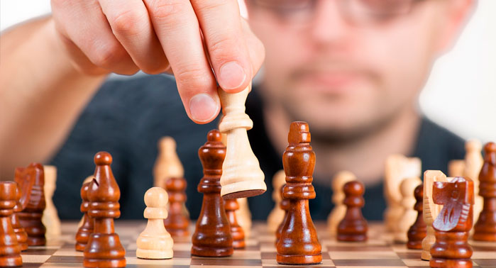 capacidades ajedrez