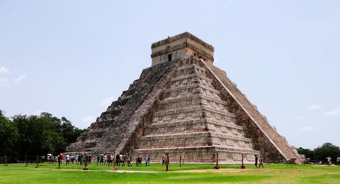 Tradiciones de los mayas