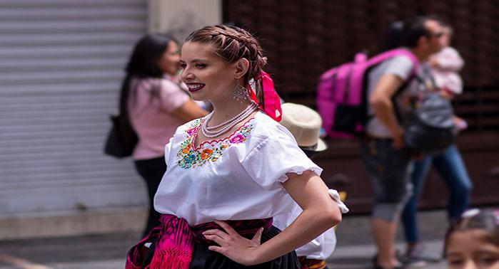 Bailes tradicionales de Ecuador