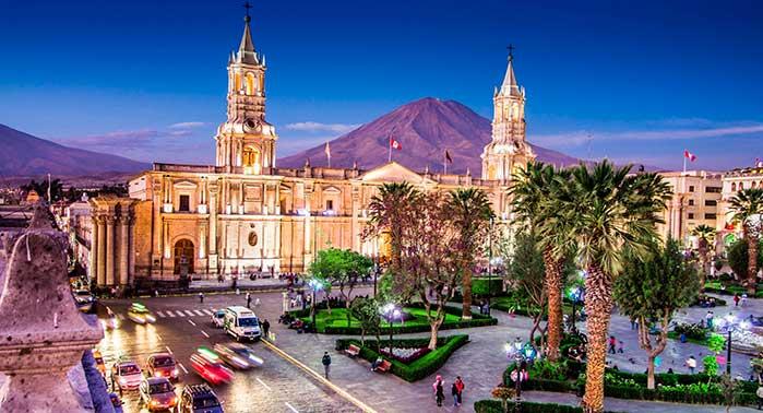 Costumbres de Arequipa